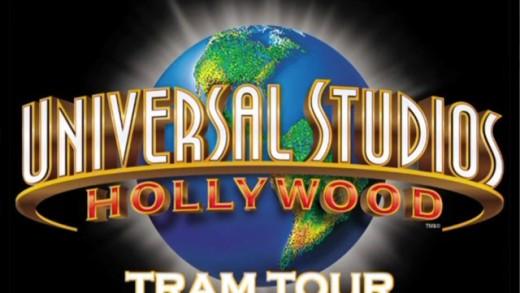 Universal Studios Tram Tour Montage